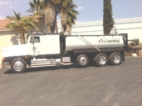 4J-S Trucking - Dump Truck & Delivery Services - Moreno Valley, CA