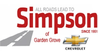 Simpson Chevrolet Of Garden Grove Los Angeles Chevrolet 2018 Dodge Reviews