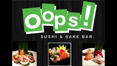 Oops Sushi &amp; Sake Bar