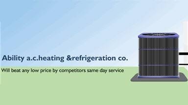 Ability Ac, Heating And Refrigeration Co