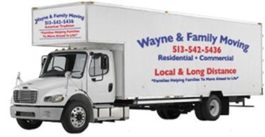 Wayne & Family Moving