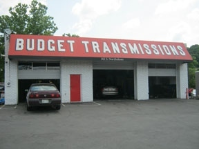 Budget Transmission - Knoxville, TN
