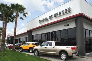 Toyota of Orange