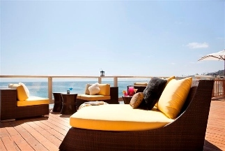 The Deck On Laguna Beach