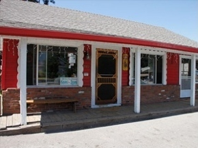 Red Hut Waffle Shop