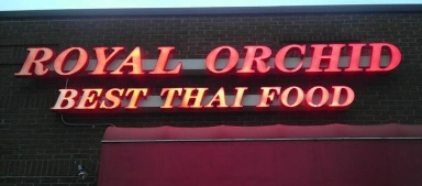 Royal Orchid Best Thai Food