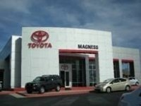 Magness Toyota Co - Harrison, AR