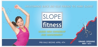 Slope Fitness Park Slope