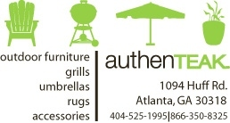 Authenteak Outdoor Furniture