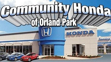 community honda orland park il. Black Bedroom Furniture Sets. Home Design Ideas