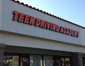 Teen Driving Academy