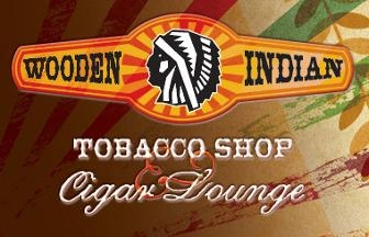 Wooden Indian Tobacco Shop &amp; Cigar Lounge