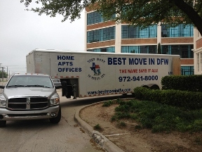 Best Movers Dallas