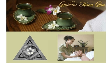 Lomilomi Hana Lima Healing Center & Spa