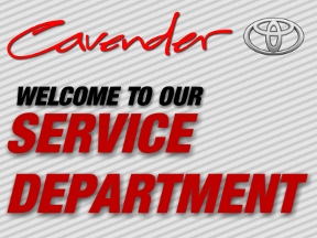 Cavender Toyota