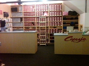Capezio At Peridance