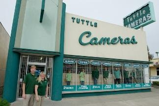 Tuttle Cameras