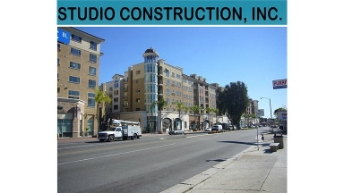 Studio Construction INC