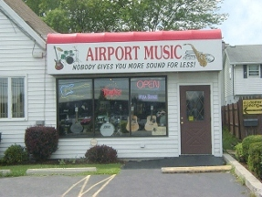 Airport Music Center