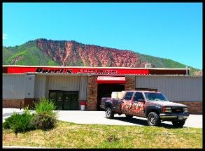 Gerber Collision Glass In Glenwood Springs Co 81601