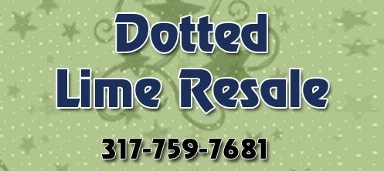 Dotted Lime Resale