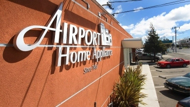 Airport Home Appliance - San Jose