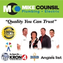 Mike Counsil Plumbing Inc
