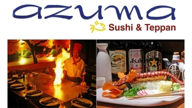 Azuma Sushi &amp; Teppan