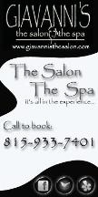 Giavanni&#039;s Salon &amp; Spa