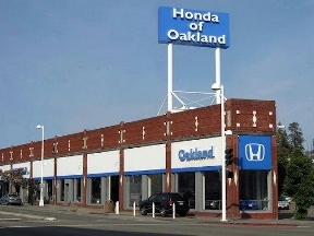 Honda Of Oakland