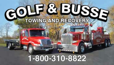 Golf & Busse Towing SVC