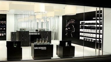 Azur West | A Shu Uemura Salon