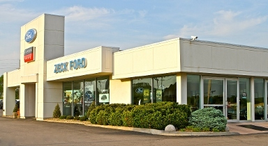 Zeck Ford Auto Sales