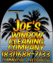 Joe's Window Cleaning Co