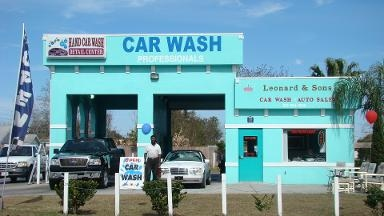 Leonard Sons Car Wash In Winter Garden Fl 34787 Citysearch