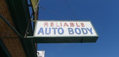 Reliable Auto Body