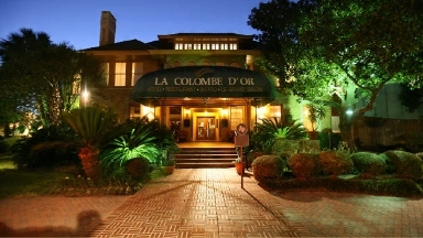 La Colombe d&#039;Or