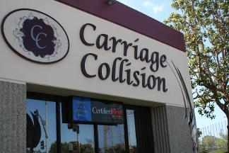 Carriage Collision