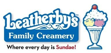 Dine and Donate at Leatherby's Family Creamery!