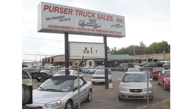 Purser Truck Sales Macon Ga