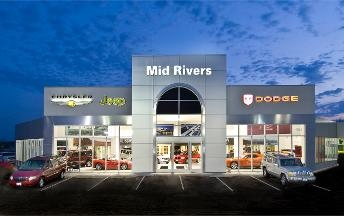 Napleton's Mid Rivers Chrysler Dodge Jeep And Ram in Saint ...