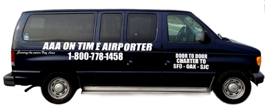 AAA On Time Airporter - Fremont, CA
