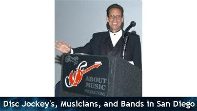 About Music Productions - San Diego, CA