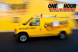 Van S One Hour Heating Air Conditioning