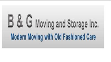 B & G Moving Storage Inc.