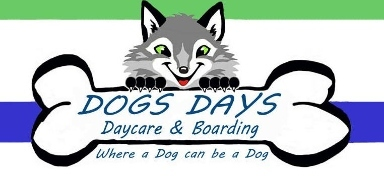 Dogs Days Daycare & Boarding. Call today (479) 696-9414 - Bentonville, AR