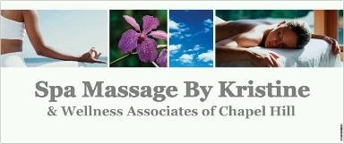 Spa Massage By Kristine &amp; Wellness Associates of Chapel Hill