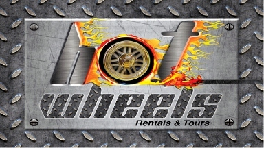 Hot Wheels Rentals and Tours