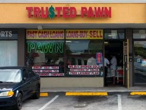 Trusted Pawn Shop
