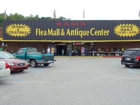 Bama Flea Mall & Antique Center